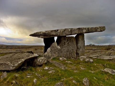 Dolmen in Ireland
