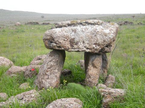 Dolmen in Israel